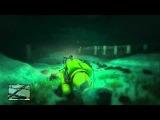 GTA 5 ( ГТА 5) под водой на подводной лодке геймплей Xbox 360