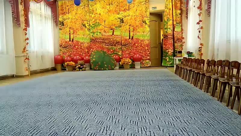 02.11.2018 праздник Осень в гости к нам пришла