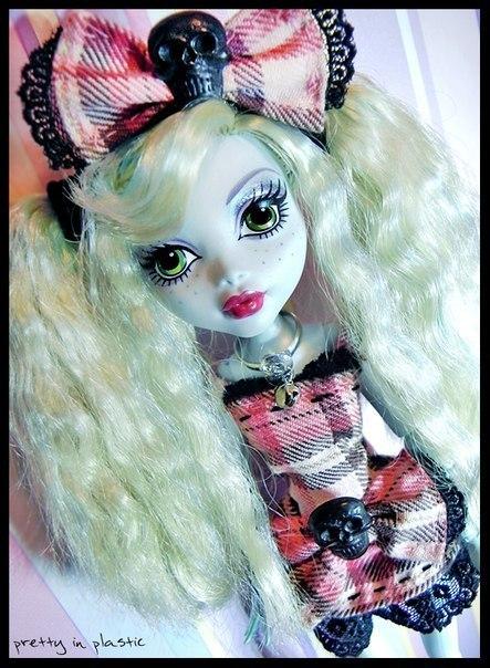 монстр хай куклы эбби