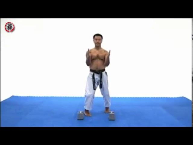 Каратэ Годзю-Рю Ходзё Ундо - Karate Goju Ryu Hojo Undo 2 - Sashi