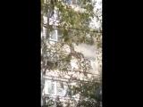 Пожар в Ясенево
