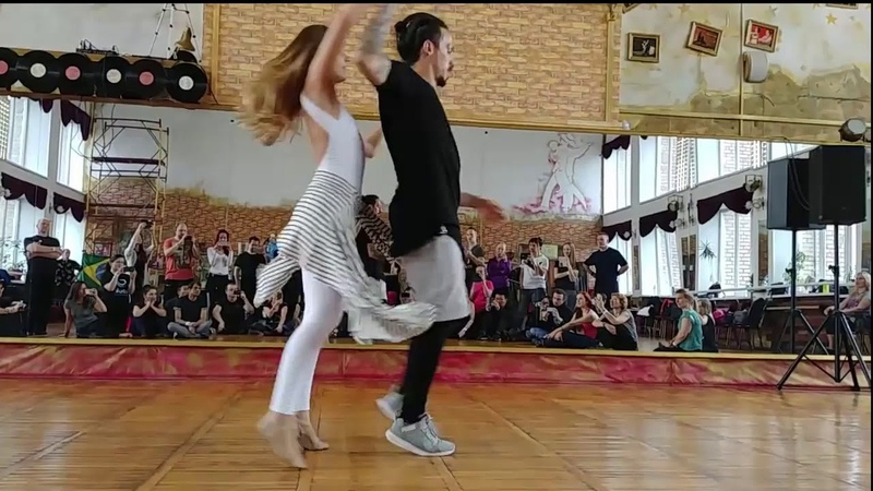 Carlos and Anastasia - The Best Zouk Demo 2018