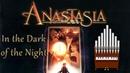 In the Dark of the Night (Anastasia) Organ Cover