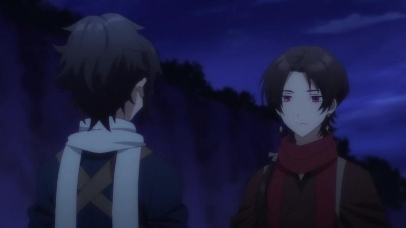 Touken Ranbu:Hanamaru 2 - 12 серия [AniMaunt]