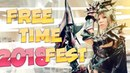 FreeTime Fest 2018 Cosplay Showcase