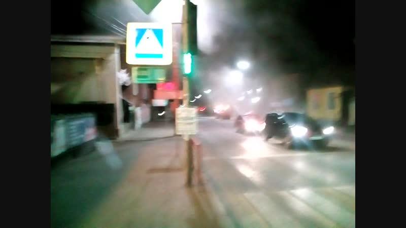 уборка улиц мичуринска 17.11.2018 20:30