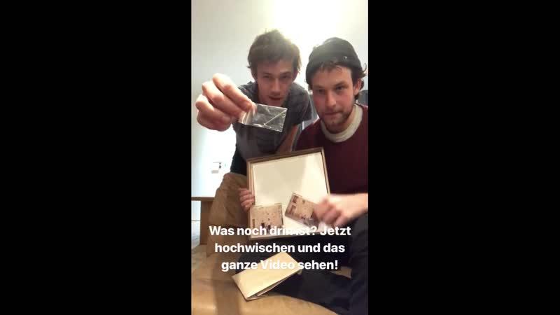 Fanbox Schlagschatten от AnnenMayKantereit
