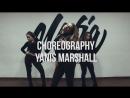 CHOREOGRAPHY YANIS MARSHALL | COVER DANCE | TOO FUNKY | MAFIACENTER