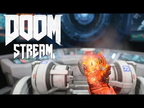 DooM (2016) - Аргент энергия| СТРИМ [FullHD 1080p60fps]