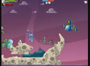 Вормикс: Я vs Астронавт (7 уровень)