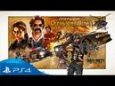 Трейлер дополнения «Ограбление века» Call of Duty: Black Ops 4