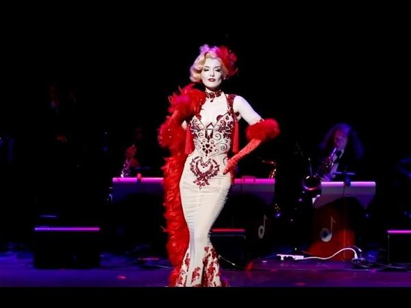 Miss Miranda - 10th Annual New Orleans Burlesque Festival
