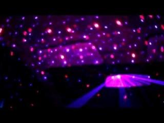 Laser Show System (Лазерный проектор цветомузыка)