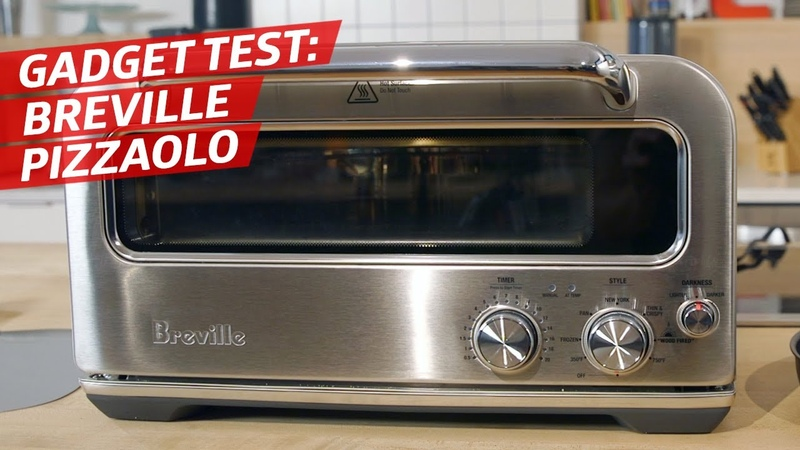Is the $799 Breville Pizzaiolo the Best Way to Make Pizza at Home — The Kitchen Gadget Test Show