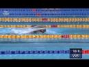 Самый медленный пловец в истории Олимпиад