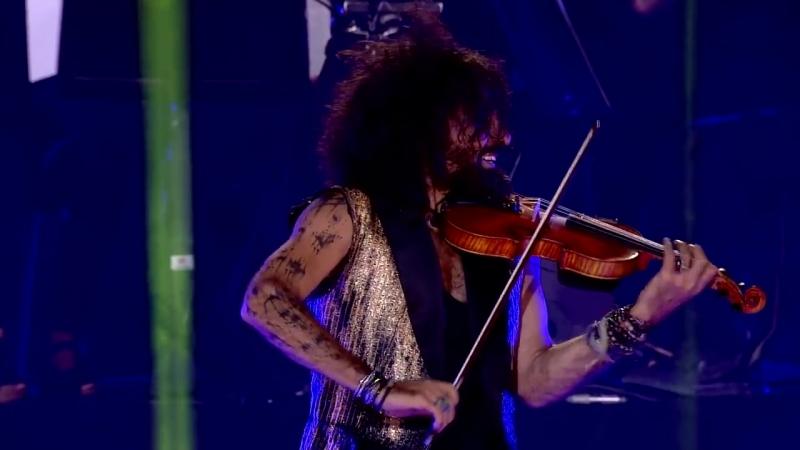 Ara Malikian Symphonic Pisando flores Live at Las Ventas Madrid