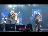 180905 BTS LA 'Love Yourself Tour' (Medley 21st century girls+ Go go+BST+Boy in luv+Danger)