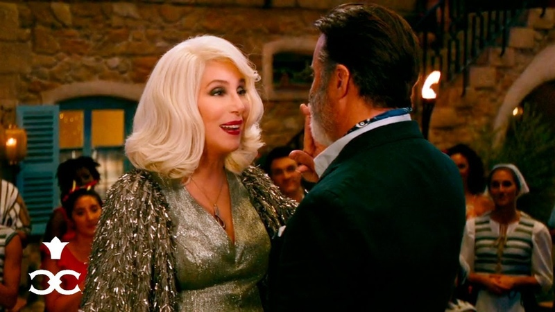 Cher Andy Garcia - Fernando (Official Video)   From 'Mamma Mia! Here We Go Again' (2018)