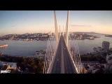 Клип про Владивосток под Deep House mix (lounge)