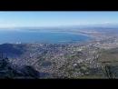 Table Mountain Нереально холодно 7 и пронизывает ветер