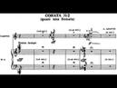 Schnittke Violin Sonata No. 2, Quasi Una Sonata (Mints, Apekisheva)