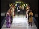 Nickolia Morozov One Little Story Показ Мельница моды 2016