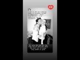 IG story Мелиссы 08/07/18