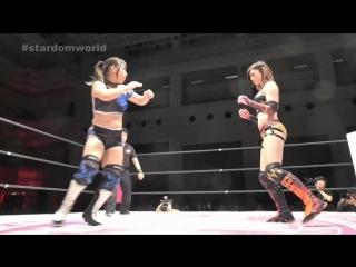 Bea Priestley vs. Momo Watanabe - Stardom Dream Slam In Nagoya