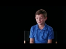 Suburbicon - On-set visit with Noah Jupe - Nicky