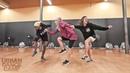 Boombastic Shaggy Baiba Klints Choreography 310XT Films URBAN DANCE CAMP