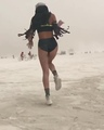 Burning Man Dance Girl
