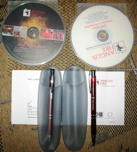 angus fire dvd