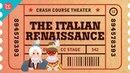 Pee Jokes, the Italian Renaissance, Commedia DellArte Crash Course Theater 12