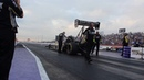 NHRA Top Fuel starting line - Royal Purple Raceway, O'Reilly Nationals 2013