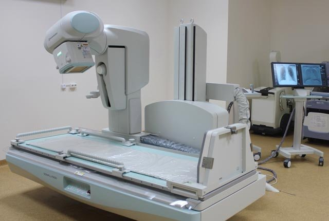 Городская онкологическая больница №62 имеет современное оборудование.