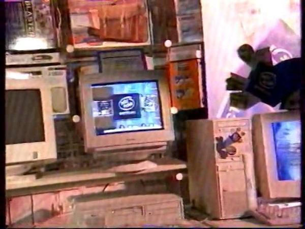 НТВ рекламный блок 8 марта 1997