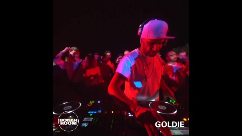 Boiler Room x VIVA Festival Goldie
