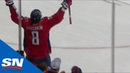 Alex Ovechkin Scores His 21st Career Hat Trick For The Washington Capitals