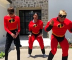 Brent Rivera on Instagram When your squad is way too excited for the new Incredibles movie..