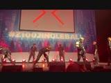 VK181207 MONSTA X fancam - Be Quiet @ Pepsi All Access Lounge