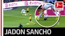 Sanchos Sensational Backheel Nutmeg Finished by Guerreiro