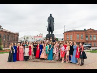 Выпускной женской гуманитарной гимназии Череповец 2018