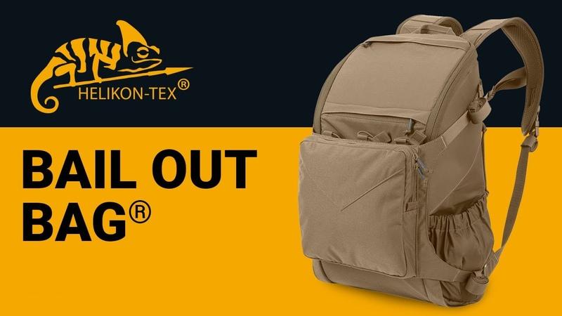 Helikon-Tex - Bail Out Bag® Backpack