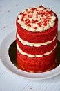 """Торт""""Красный бархат"""""""