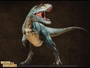 TRILOGY OF LIFE - Walking with Dinosaurs 3D - Gorgosaurus