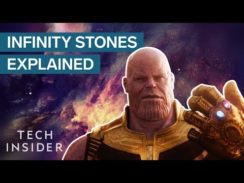 The Infinity Stones in Avengers Infinity War — Explained By A Marvel Science Adviser