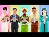 Песня 142 Проповедуем людям всякого рода  (детский хор)