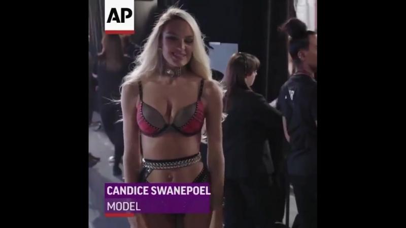 BACKSTAGE Victoria's Secret Fashion Show 2017