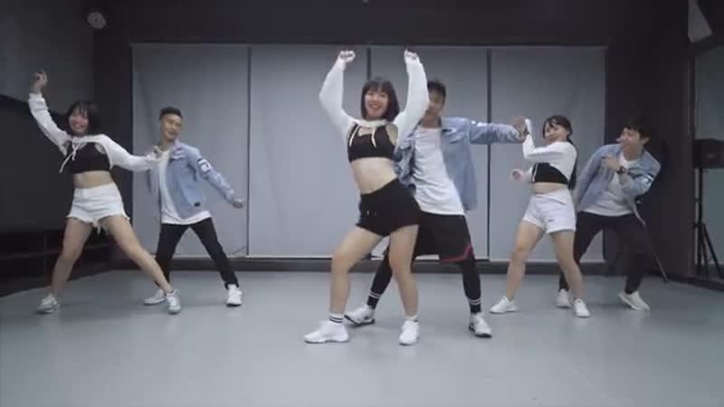 全部都是你 All About You(Remix)-Dragon Pig_MIli Zero Choreography