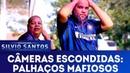 Palhaços Mafiosos - Mafia Clowns Prank | Câmeras Escondidas (22/07/18)